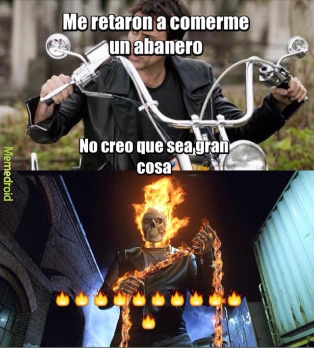 Abanero - meme