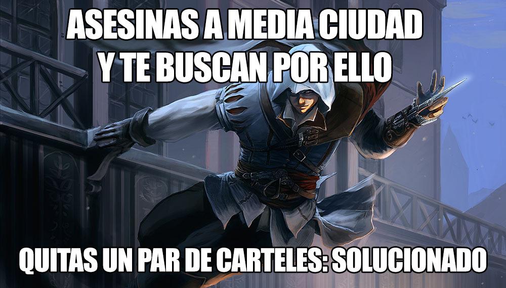 Emmmm. Logica........ aprende algo Ubisoft - meme