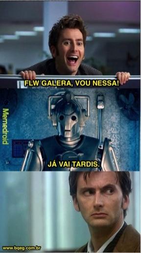 Dr. Who - meme
