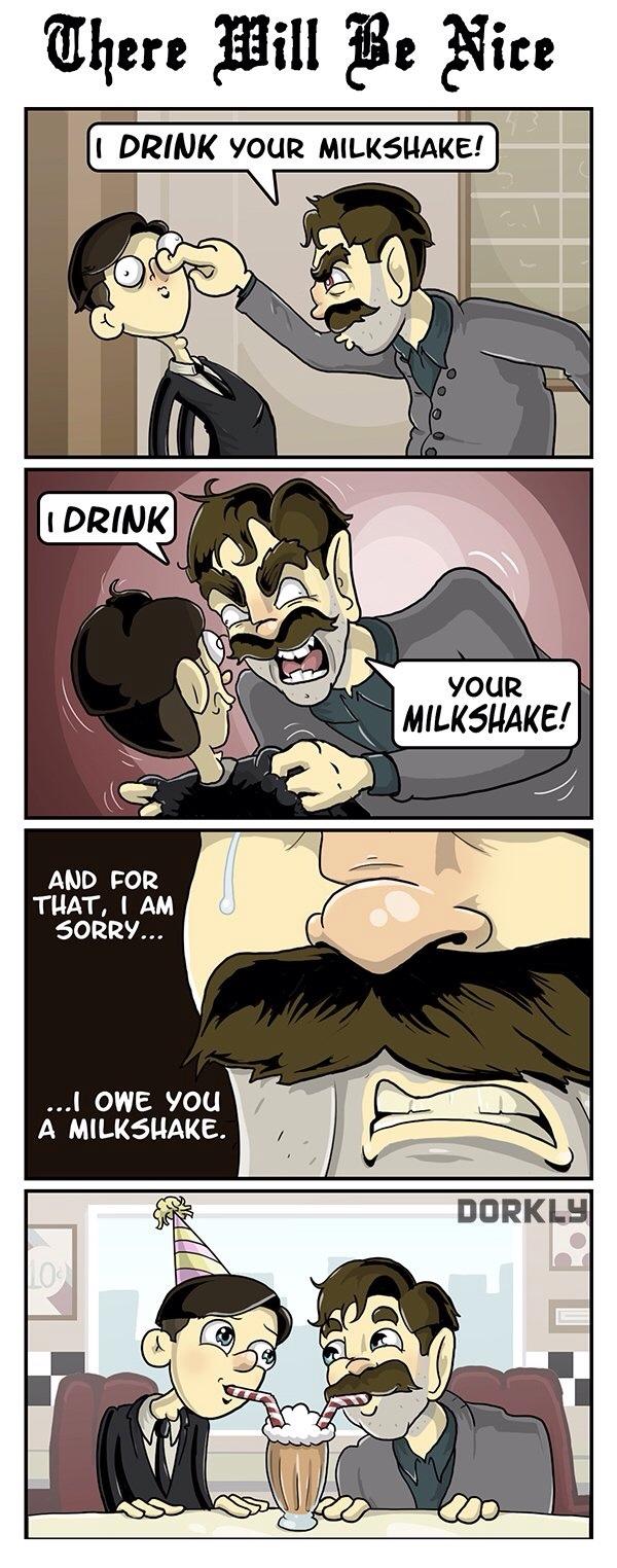 milkshake ... @3@ - meme