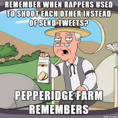 Ahh yess the 90's - meme