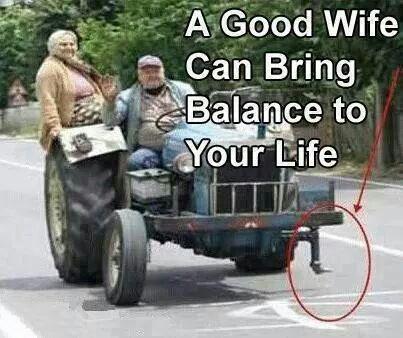 Balance - meme