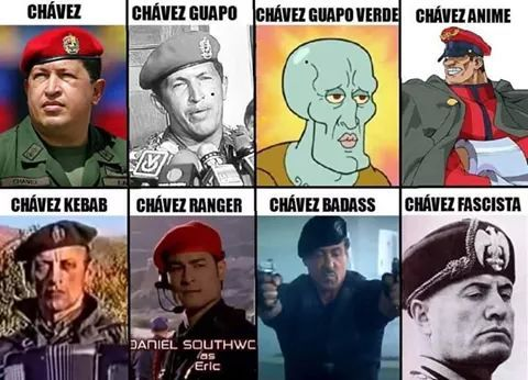 Chavez ranger XD - meme