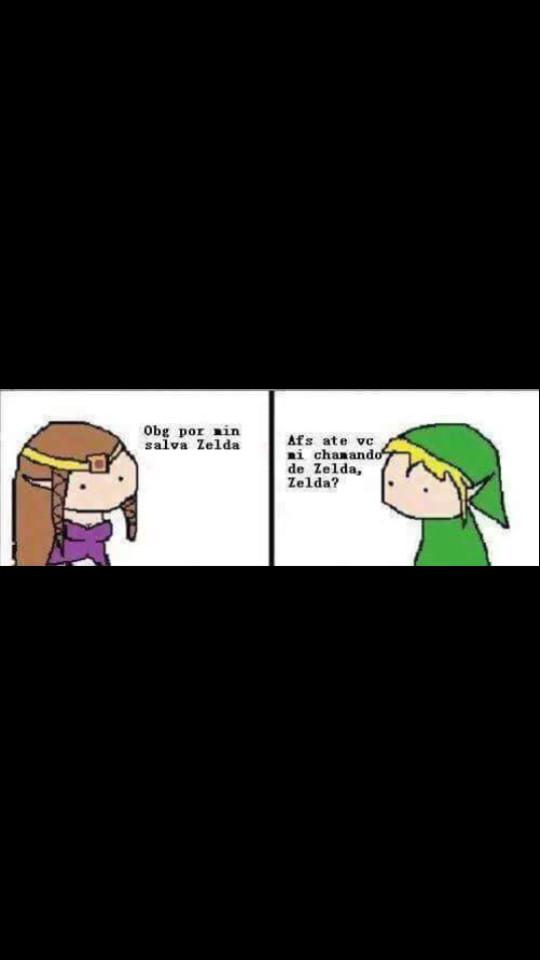 Legend of Link - meme