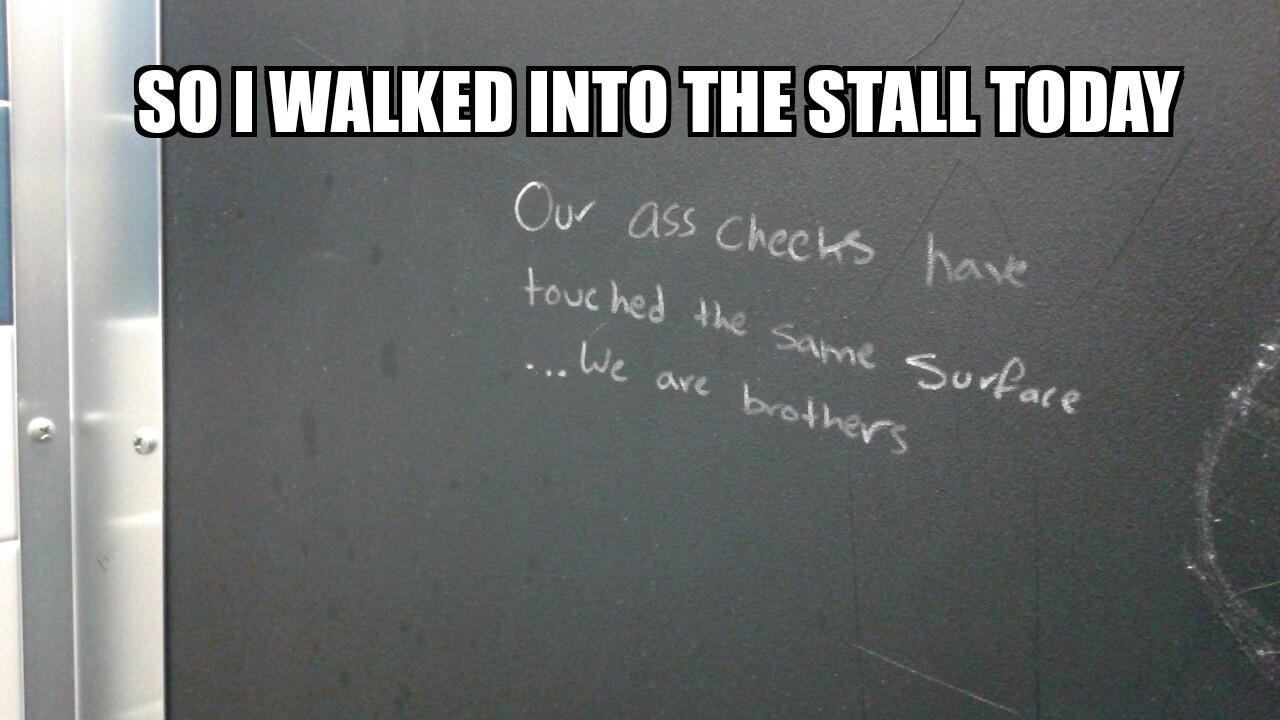 Fun times in the bathroom ;) - meme