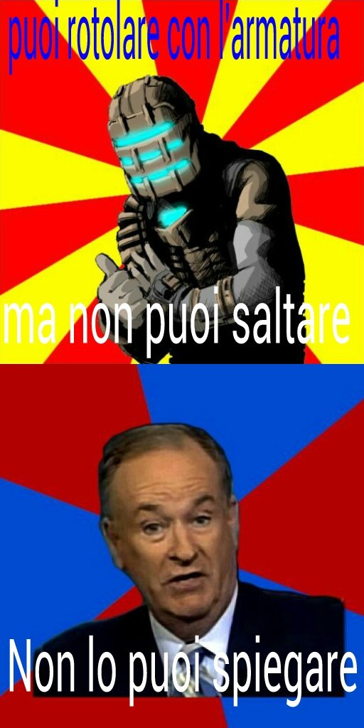 Dead space logic - meme