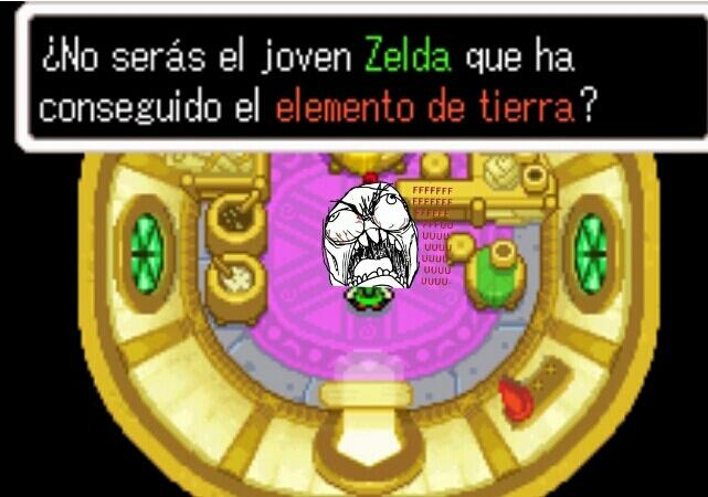 Pobre Link - meme