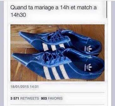 Shoes du turfu - meme