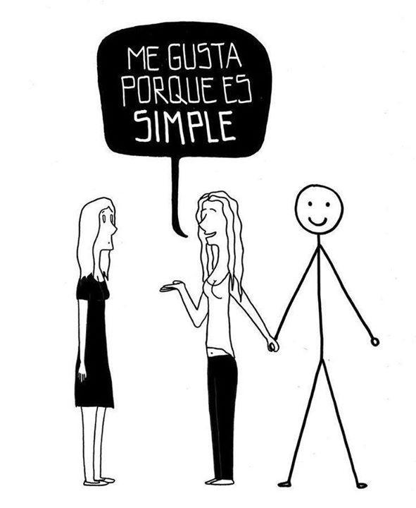 simple - meme