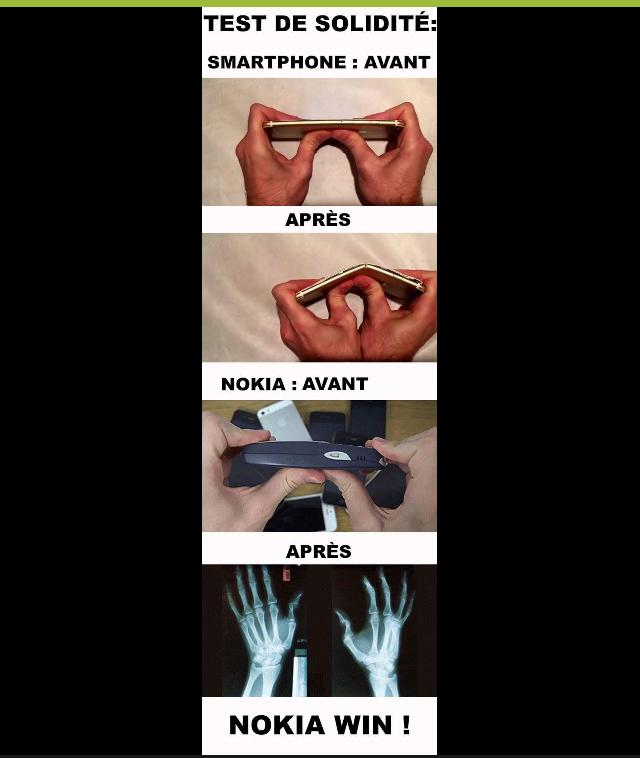 Nokia Win!!! - meme