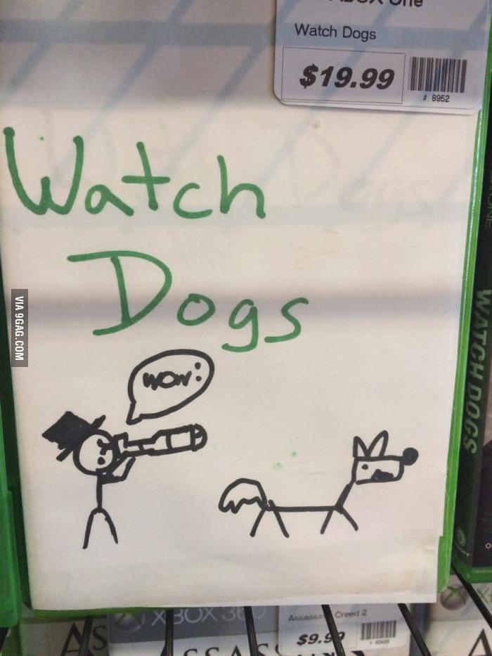 Watch dogs - meme