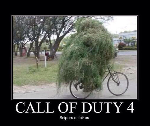 Call of duty 4 - meme