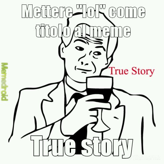 Ebbasta con sto lol (lol XD) - meme