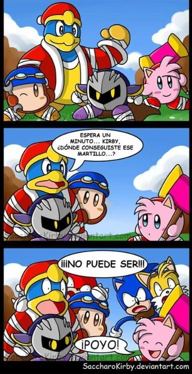 Kirby Boom - meme