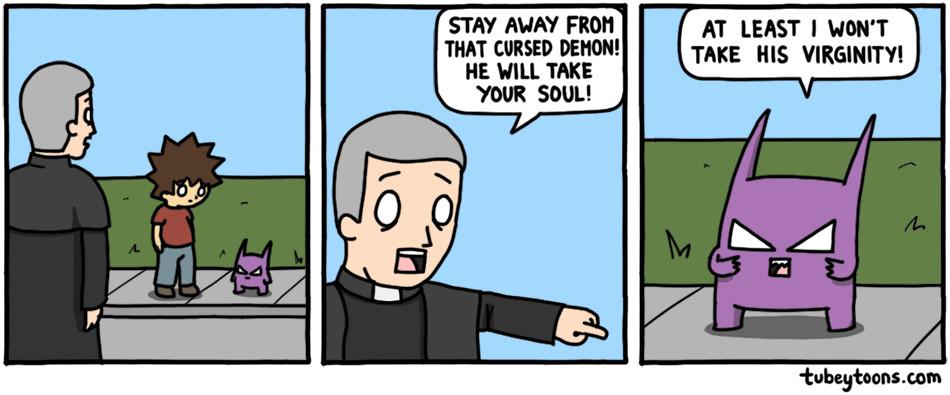 Priests - meme