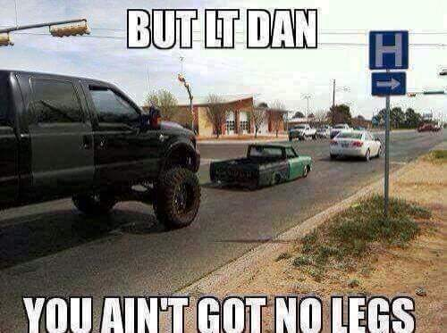 Lt. DAN - meme