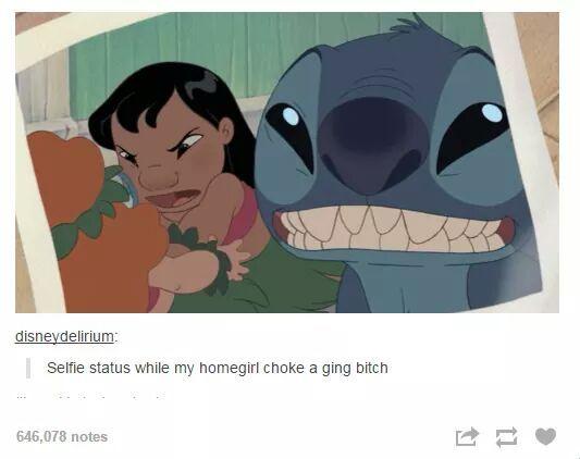 Stitch - meme