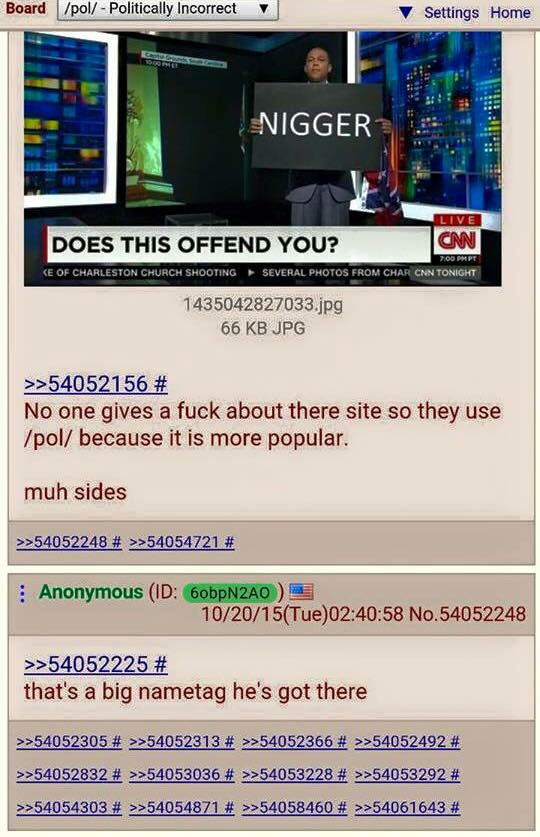 Oh 4chan you... - meme