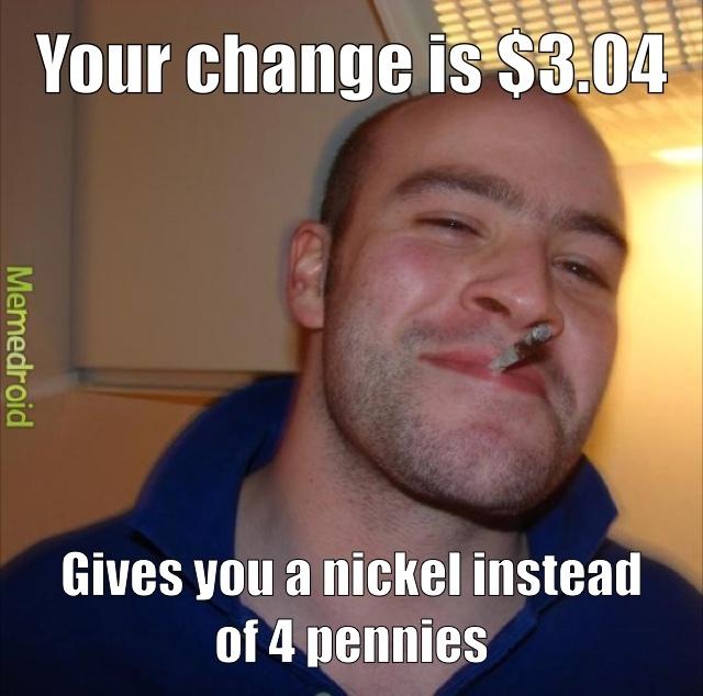 pennies are dumb - meme