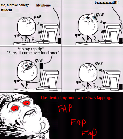 Fap time - meme