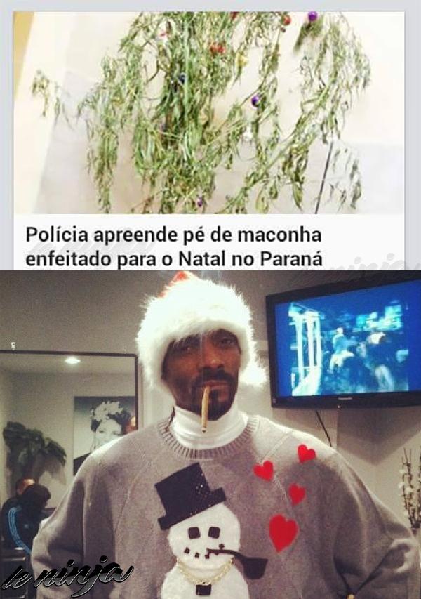 Snoop noel - meme