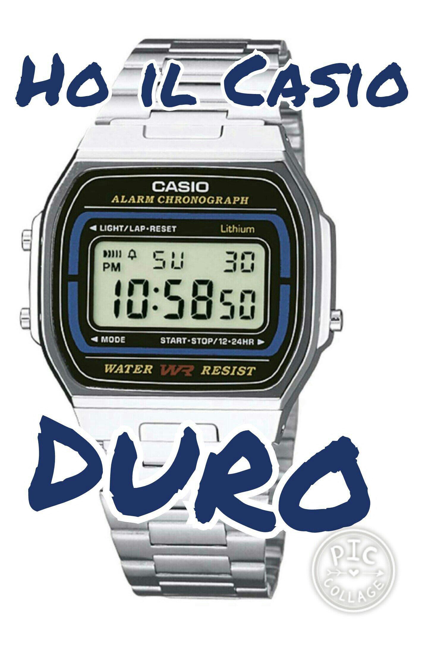 Casio DURO - meme