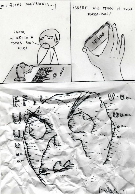 Goma borra-boli - meme