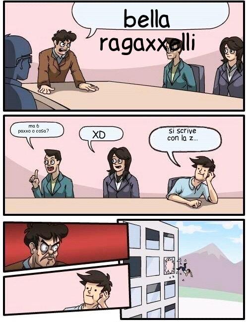 questo è il mio primo meme, siate buoni