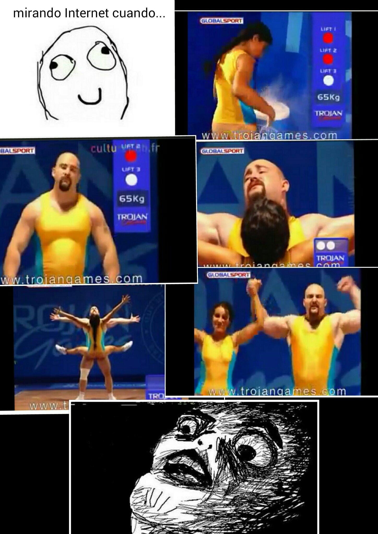 olimpico - meme