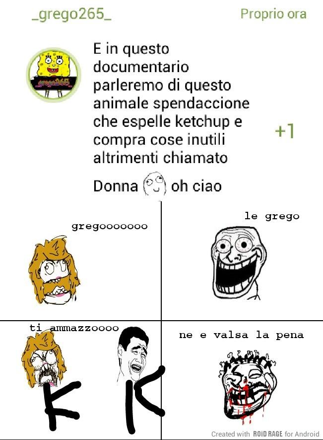 Cito gregoh - meme