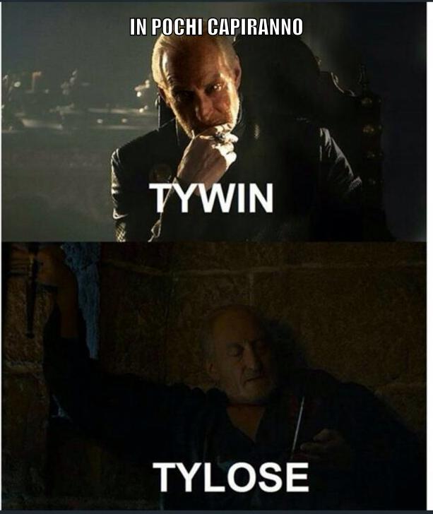 Tywin - meme