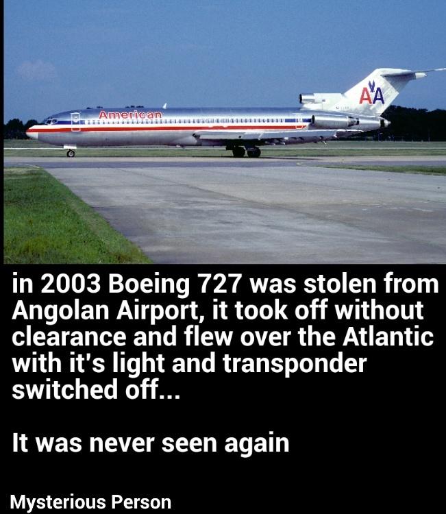 Boeing 727 - meme