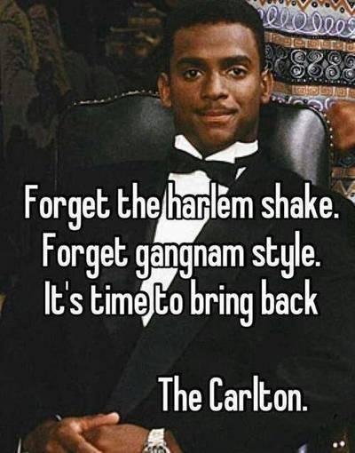 Carlton Banks - meme