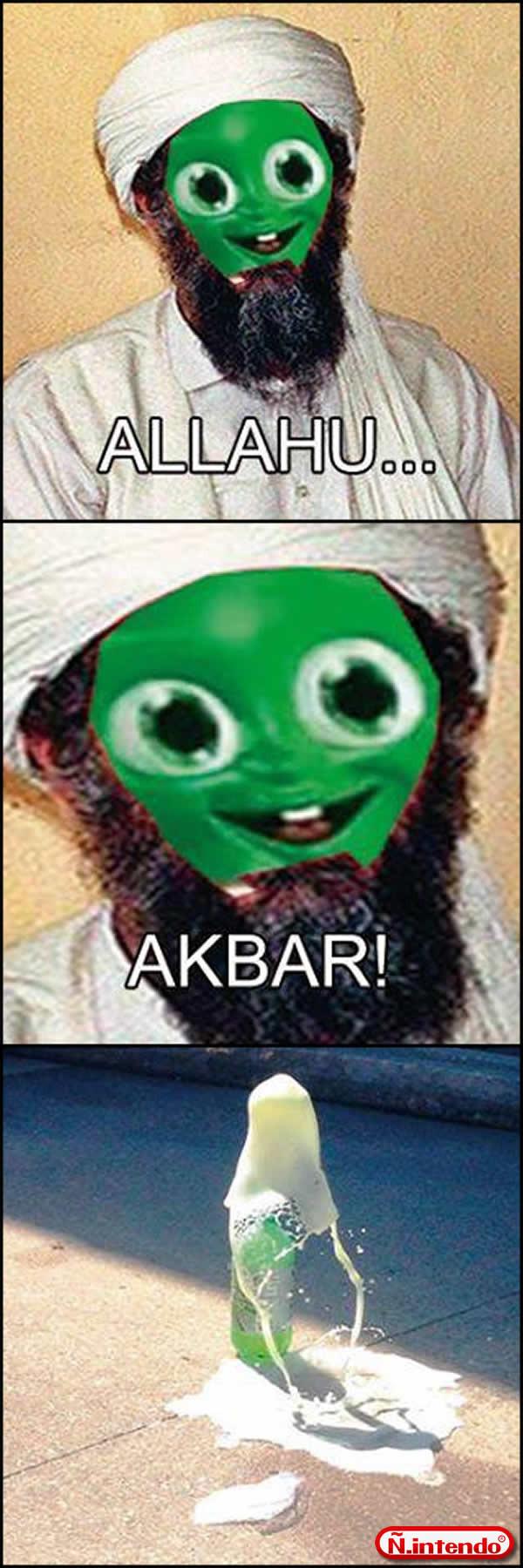 ALLAHU AKBAAAAAAAR - meme