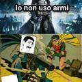 IO NON USO ARMI