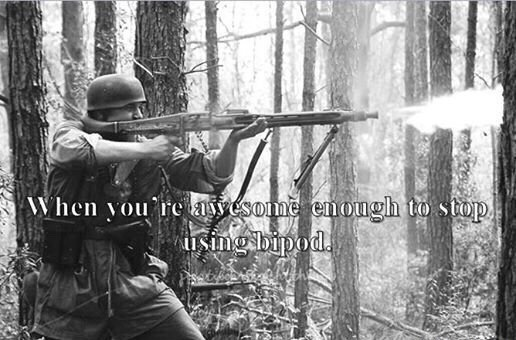 Seriously, don't mess with soldiers - meme