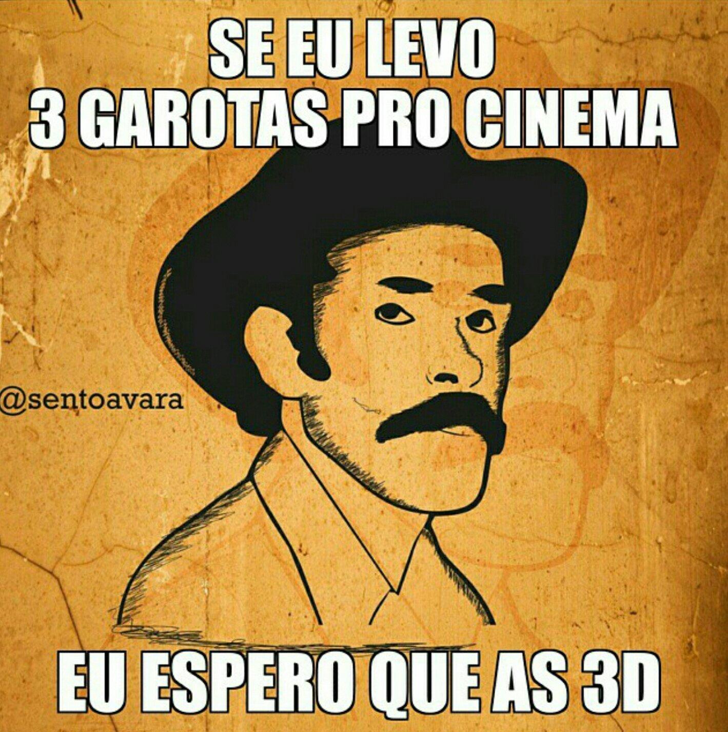 Cineminha maroto - meme