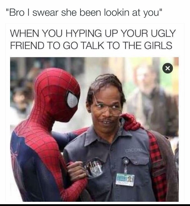 show a homie that you can relate this too - meme