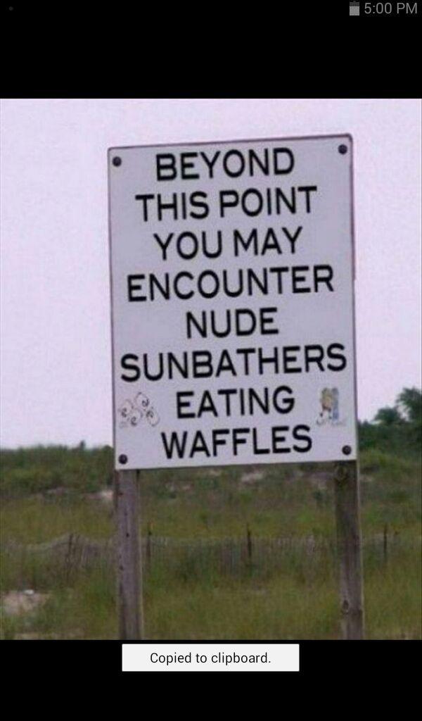 i want some waffles - meme