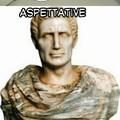 Il busto è Giulio Cesare, nell'ultima vignetta l'ex sindaco Marino