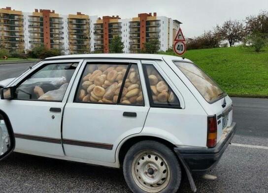Boulanger itinérant ? - meme