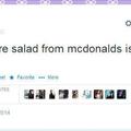 I love a good old fashion Seizure Salad