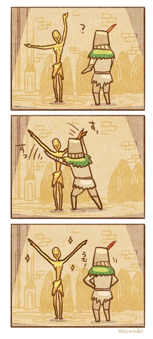 Don't forget to praise the sun, kids - meme