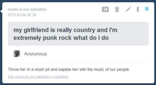 Punk Rock Rules - meme