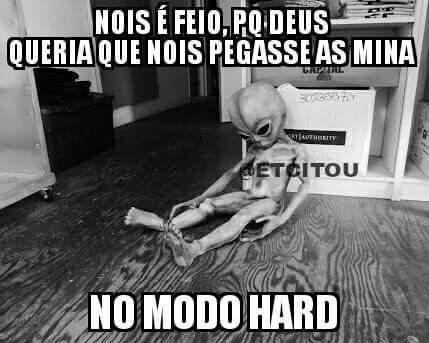 Modo Hard! - meme