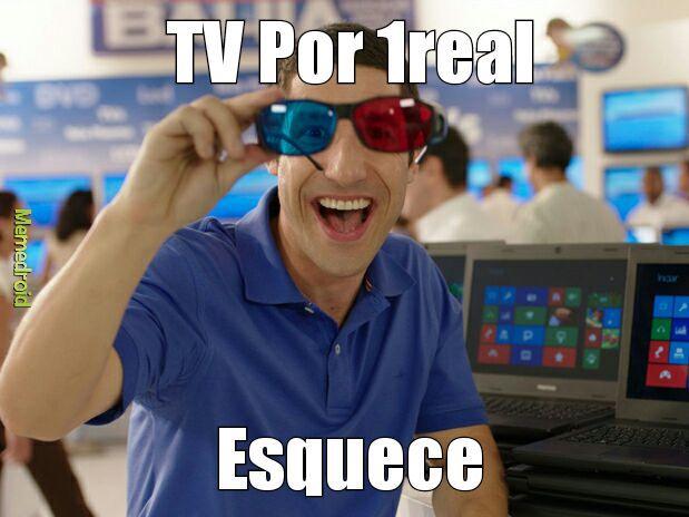 Sem Tv - meme