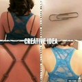 Criatividade level: 999