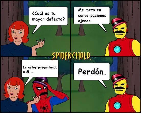 Spaydy - meme