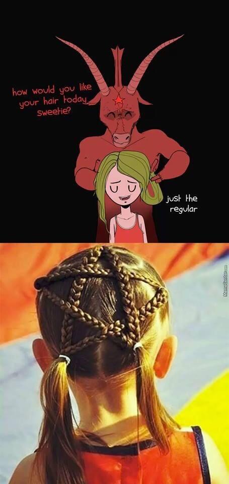 Nice hair.. - meme