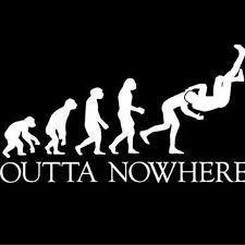 RKO OUTTA NOWHERE!!!! - meme